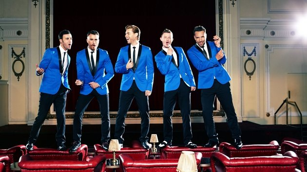 The Overtones would love to collaborate with Imelda May
