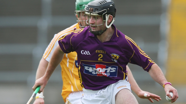 Eoin Moore will be in action for Wexford against Kilkenny