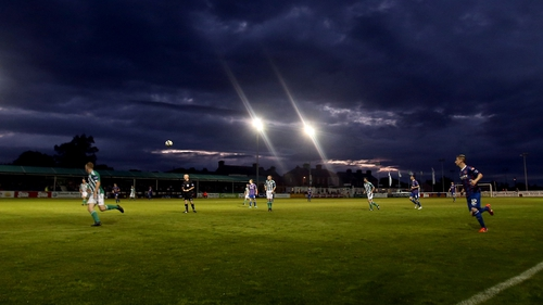 Bray Wanderers are the only Premier Division club yet to be granted a licence