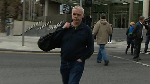 Garda Donal Maguire appeared at Dublin Circuit Criminal Court