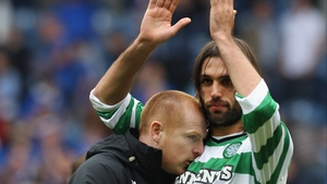 Georgios Samaras' Celtic days appear to be coming to an end