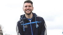 Dublin forward Bernard Brogan won't be taking Mayo's challenge lightly