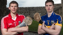Brian Carthy looks ahead to the weekend's hurling clashes