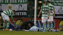 Trevor Croly, Shamrock Rovers boss, on their win over Sligo Rovers
