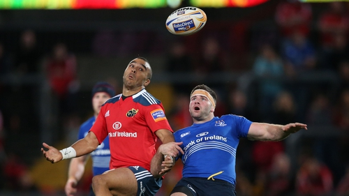 Expect a fascinating battle between Simon Zebo and Fergus McFadden in  the backline