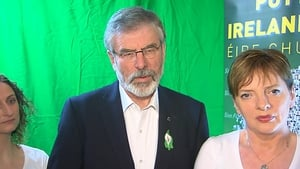 Gerry Adams said Sinn Féin is putting forward the highest number of Local Election candidates in its history