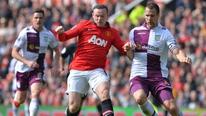 Wayne Rooney and Juan Mata on Man United's win over Aston Villa