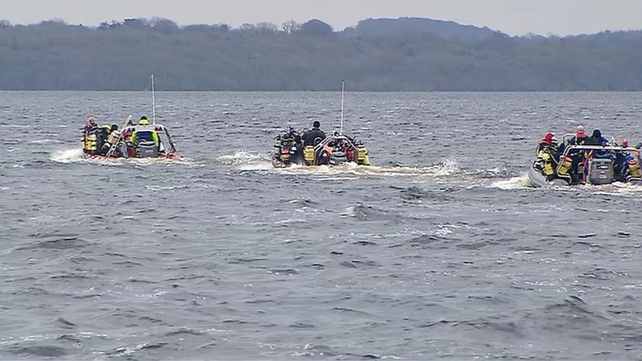 Mr Burke, a father-of-three from Co Armagh, was on a boat with two friends when it sank last month