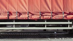 Road freight transport levels last year well below the peak figure of 299.3 million tonnes in 2007