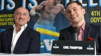 Former boxer Barry McGuigan on his career and that of upcoming Belfast fighter Carl Frampton