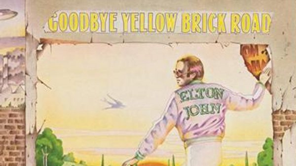 40th anniversary Goodbye Yellow Brick Road released in various formats