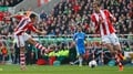 Odemwingie on target as Stoke beat Tigers