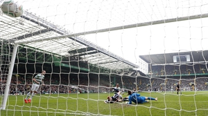 Kris Commons equalised for the Bhoys