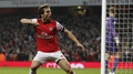 Flamini earns a point for Arsenal