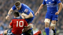 Donal Lenihan, Tony Ward and Shane Byrne review Leinster's win over Munster