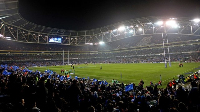 Leinster shaded the encounter at the Aviva