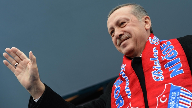Recep Tayyip Erdogan has faced anti-government protests and a major corruption scandal in recent times