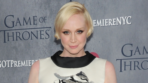 Gwendoline Christie is replacing Lily Rabe as Commander Lyme in The Hunger Games