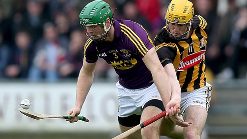 League champions Kilkenny got the better of Wexford