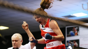 Michaela Walsh won gold in Germany