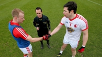 Monaghan's Dick Clerkin on the final round of Allianz Football League action