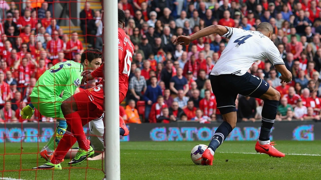 Liverpool made short work of Spurs at Anfield