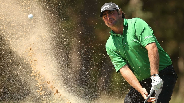 Steven Bowditch's 76 was enough to see him prevail by a stroke