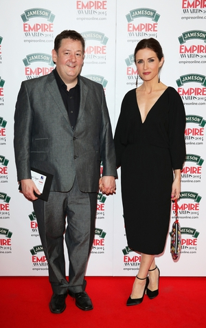 Johnny Vegas, Maia Dunphy