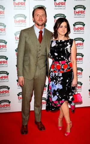 Simon and Maureen Pegg