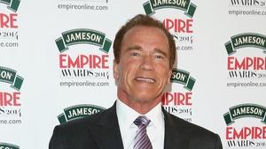 """Schwarzenegger - """"So never take no for an answer"""""""