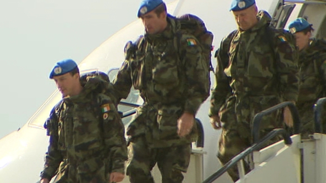 89 soldiers were deployed to the Golan Heights region last September