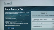Deadline for paying property tax and Household Charge extended