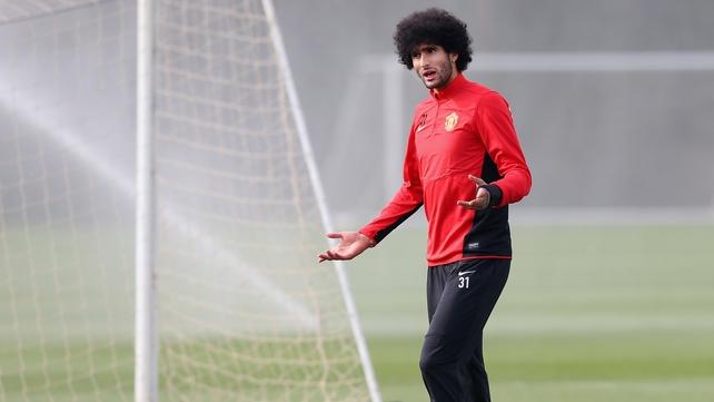 Marouane Fellaini will not face an FA charge
