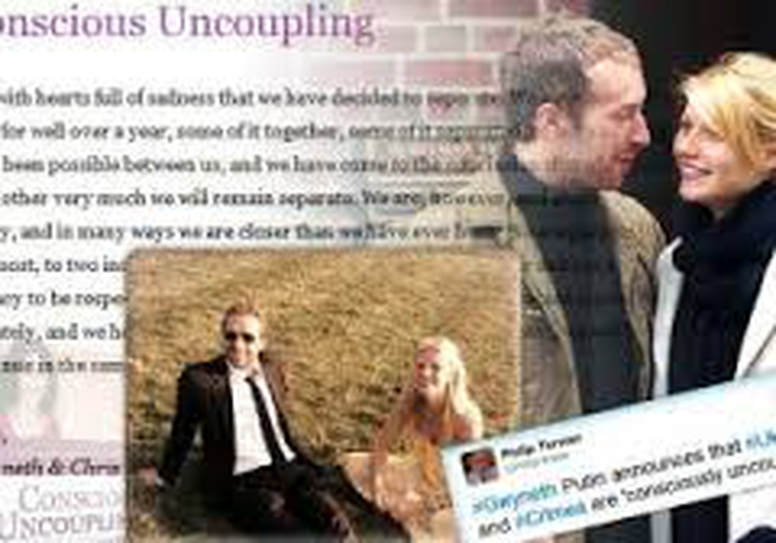 Conscious Uncoupling & the play The Matchmaker