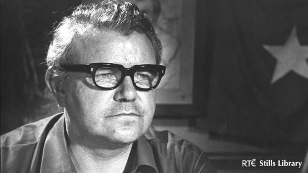 Michael Riordan, Irish Communist Party leader and Spanish Civil War veteran (1971)