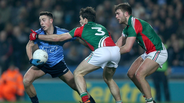 Mayo have now failed to beat Dublin in their last four meetings