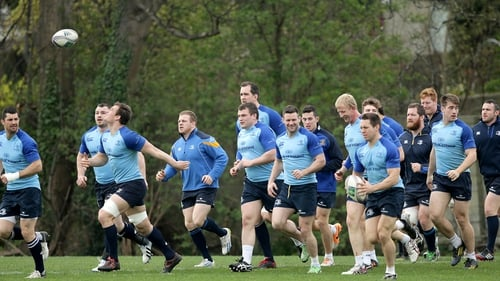 Leinster face Toulon on Sunday