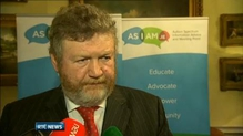 Health Minister James Reilly backs HSE concerns over public consultants