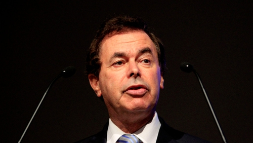 Alan Shatter has announced his resignation from Government