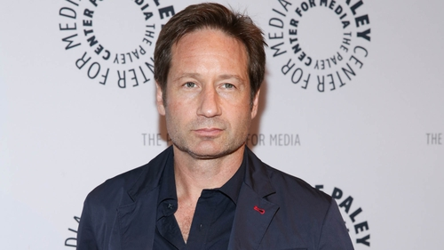 Duchovny to play detective in NBC drama
