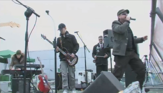 U2 Covers Band 'Utopia'