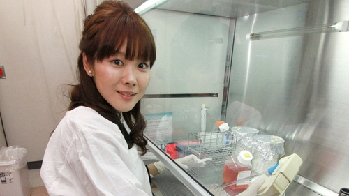 Reports have pointed out irregularities in Haruko Obokata's data