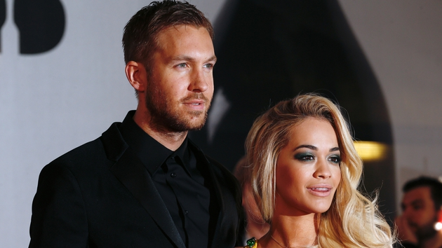 Calvin Harris and Rita Ora split in June after almost a year together