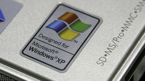 Sales of Windows to computer manufacturers to install on new PCs fell 19% in the quarter.