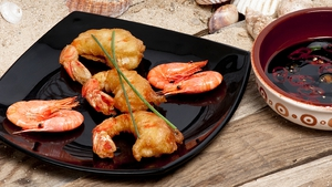 Prawn's are a snazzy starter any time of the year but there is something special and traditional about having them at Christmas but Neven, as always, give us a tasty twist on the norm.