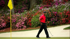 Augusta has been a happy hunting ground for Tiger Woods over the years