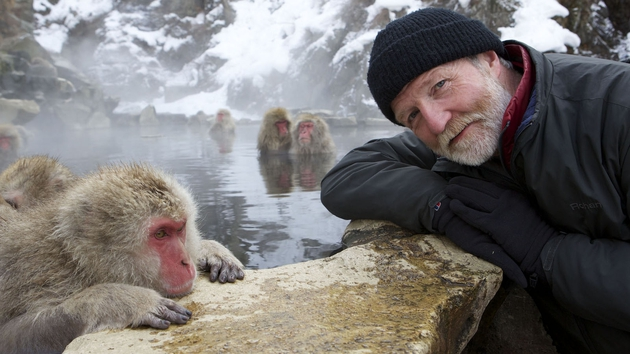 Dr George McGavin explores the amazing world of primates in Monkey Planet