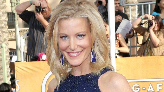 Anna Gunn for David Schwimmer-directed play Sex With Strangers