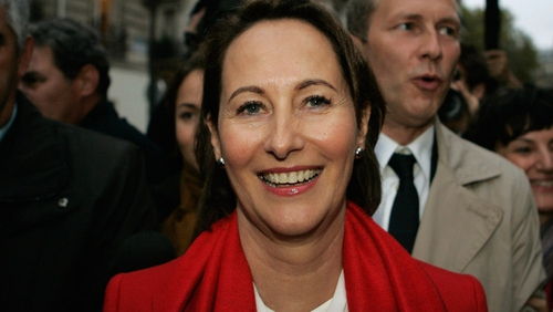 Segolene Royal is France's new environment minister