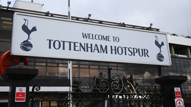 Tottenham considering a move from their current home